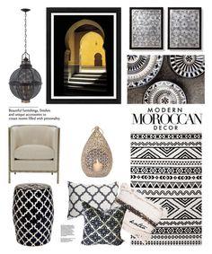 """Modern Moroccan Dec"