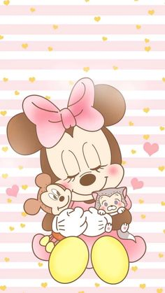 ♡ Be Positive ♡ Mickey Mouse Kunst, Mickey Mouse Cartoon, Mickey Mouse And Friends, Mickey Minnie Mouse, Mickey Mouse Wallpaper Iphone, Cute Disney Wallpaper, Cute Cartoon Wallpapers, Wallpaper Iphone Cute, Disney Babys
