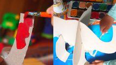 Art, Cardboard Animals, Dinosaur Crafts, Kids Animals, Elephants, Art Background, Kunst, Performing Arts, Art Education Resources