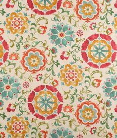 Swavelle / Mill Creek Renette Sundance Fabric   onlinefabricstore.net