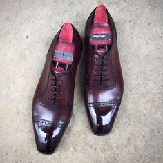 """The """"St. James II"""" on the TG 73 last. Made to... - Gaziano & Girling - Bespoke & Benchmade Footwear"""