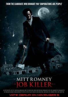 Mitt Romney: Job Killer