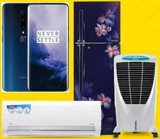 Amazon Sale On Mobile Ac Cooler Refrigerators Extra 10 Off