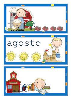 MESES DO ANO
