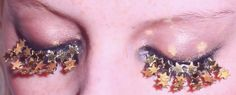 Treasure Lashes: Gold Star Eye Lashes by Shimmer Twins