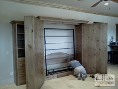 Are you a do-it-yourselfer? We carry DIY kits for wall beds, Murphy beds, and storage beds.