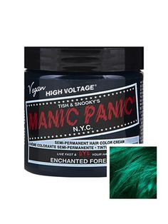 Looking for the perfect Tish & Snooky's Manic Panic Semi-Permanent Hair Color Cream - New Rose? Please click and view this most popular Tish & Snooky's Manic Panic Semi-Permanent Hair Color Cream - New Rose. Cabello Manic Panic, Cheveux Manic Panic, Manic Panic Hair Color, Permanent Hair Dye Colors, Semi Permanent Hair Color, Nyc, Bad Boys Blue, Boy Blue, Aqua Blue