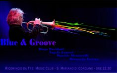 Blue & Groove - Diego Ruvidotti