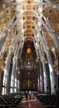 Sagrada Familia, Barcelona.. who wants to go back with me?