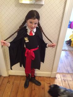 World book day costume ideas harry potter