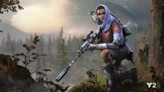 Destiny Hawthorne Game   Destiny Hawthorne Game is an HD desktop wallpaper posted in our free image collection of gaming wallpapers. You can download Destiny Hawthorne Game hi...