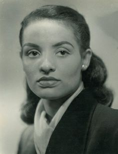 OPHELIA DEVORE - Worked for much of the 20th century to smash stereotypes and empower black women by teaching them poise, confidence and the courage.
