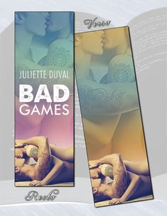 Bad Games L182 Juliette, Ps, Games, Cover, Books, Collection, Livres, Libros, Book
