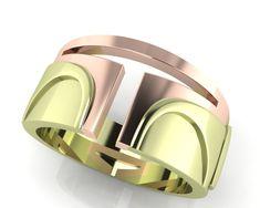 Boba Fett Star Wars engagement ring from Brilliant Earth