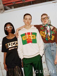 fd17a947b17 Gucci Women - Women s Sweatshirts   T-shirts - Women s Sweatshirts