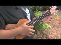 Blues Ukulele Chords