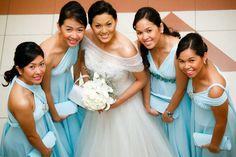 Bridesmaid dresses --- I want!