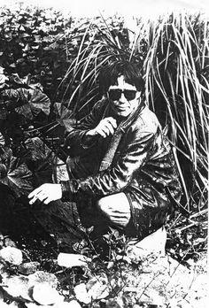 Hansen in weeds