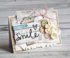 'Sandy Toes' Anna Zaprzelska Design Team Kaisercraft using their Sandy Toes collection. Paper Cards, Diy Cards, Craft Cards, Scrapbook Blog, Scrapbooking Ideas, Sandy Toes, Beautiful Handmade Cards, Handmade Home Decor, Cardmaking