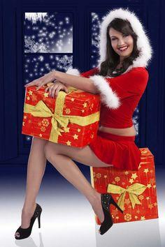 #Christmas  #newyear #Maiden снегурочки » Vintage retro photo