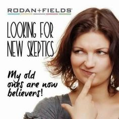 Have you ever thought of running an at home business, but.... the start up costs were too high. you don't have time to host parties or pop-up boutiques ⌚ you don't have room to store inventory you were put off by the minimum sales quotas required before you can earn money?? Rodan + Fields is different, you can have your business up and running for less than $400!! Plus, there are no parties required, we do not carry inventory and we have no sales quotas before we