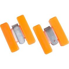 H2O Xpress Marker Buoys 2-Pack Orange - Fishing Equipment, Pliers/Scales/Grippers at Academy Sports