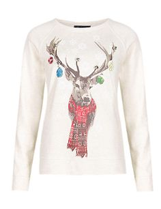 Christmas Jumpers   Novelty Christmas Jumpers   M&S