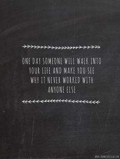 Love quote. Word. Ann Meer.