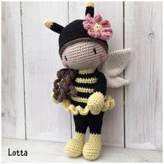 Galna i Garn: Biet Bianca Elsa, Crochet Hats, Amigurumi, Threading, Knitting Hats