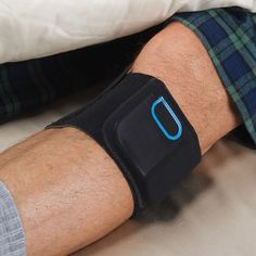 The Pain Relieving Nighttime Wrap - This is the only FDA-cleared device that relieves pain throughout the body to promote a good night's sleep.  The device can relieve pain from diabetic neuropathy, sciatica, fibromyalgia, and osteoarthritis in as little as 15 minutes without the need for costly prescription drugs.