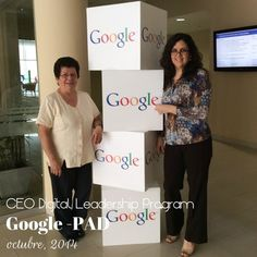 Tejiendo Perú en el CEO Leadership Digital Program de Google y PAD en Lima, Perú!