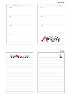 Love Quotes Wallpaper, Bts Wallpaper, Hyuna Photoshoot, Bts Emoji, Bts Book, Kpop Diy, Pop Stickers, Bullet Journal School, Daily Planner Printable