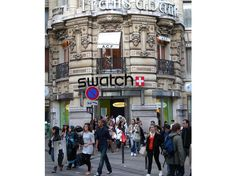 Swatch, Paris