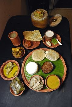 Authentic Bengali Cuisine -Kewpies,Kolkata,India