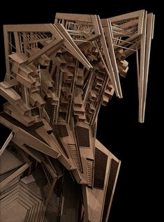 Winners of the 4th Edition IS ARCH Awards | Detail from 1st Prize: EXPERIMENTAL PROCESSES FOR THE RECONFIGURATION OF THE URBAN TISSUE IN LIMA CITY | Bustler