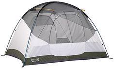 Marmot Unisex Limestone 6P Tent HatchDark Cedar 1 Tent One Size * Click image for more details.