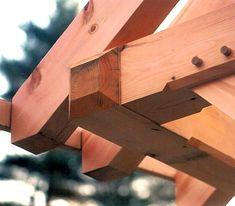 Timber Frames - The Timber-Frame Workshop