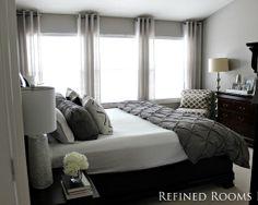 monochromatic bedrooms | Monochromatic Bedroom