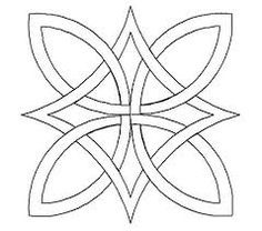 simple celtic knot - Google Search