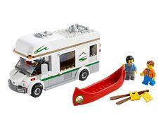 Charge le camping-car et prépare-toi pour des aventures au bord de la rivière !