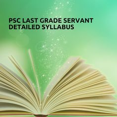 Name of post : Last Grade Servants Category No: 071/2017 Department : Various. Scale of pay : `. 16,500 – 35,700/- Number of Vacancies : District wise -