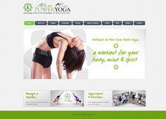 New Farm Yoga Web Site by Scorched Media - www. scorchedmedia.com.au Brisbane, New Farm, Portfolio Web Design, Polaroid Film, Yoga, Workout, Work Out, Exercises