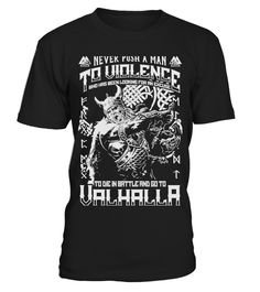 T shirt  VIKINGS CLOTHING : VALHALLA  fashion trend 2018 #tshirt, #tshirtfashion, #fashion