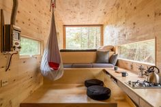 I find these tiny houses intriguing. Harvard student startup unveils third tiny house that can be rented for $99 a night.