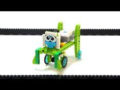 WeDo Sphinx : LEGO WeDo - YouTube