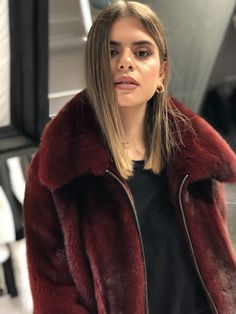 e4e9465e80a9 Experience the biggest collection of real fur clothing and accessories. Real  mink fur jacket made in Greece. haute acorn ...