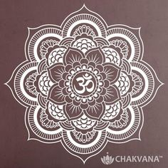 Made of quality self-adhesive, vinyl transfer tape, this Om Lotus Mandala Wall Decal Sticker is a beautiful piece to bring spiritual warmth to your abode. FEATU