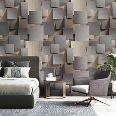 Papel Pintado 3D T/únel Espacio-Tiempo Blanco Y Negro Fotomural 3D Mural Pared Moderno Wallpaper,150cmX105cm