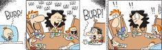 Baby Blues Comic, Wren, Funny Things, Peanuts Comics, Cartoons, Comic Books, Manga, Funny Stuff, Cartoon