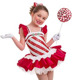 Curtain Call Costumes® - Peppermint Stick